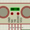 基于51单片机的超声波避障小车设计(含Proteus仿真)