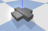 urdf文件结构讲解 以四足机器人minitaur为例