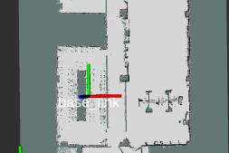 室外低速自动导航车的设计(4)——APP与机器人内的ROS地图的同步和匹配