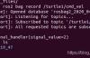 [ros2学习]-CLI Tools – 记录和播放数据