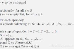 强化学习(四) – 蒙特卡洛方法(Monte Carlo Methods)及实例