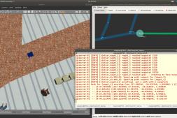 使用ROS2机器人操作系统进行多机器人编程技术实践(Multi-Robot Programming Via ROS2 )